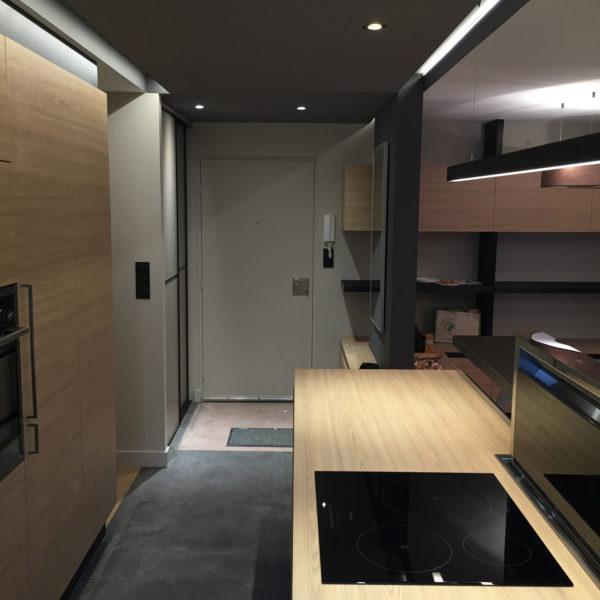 appartement design à Vannes