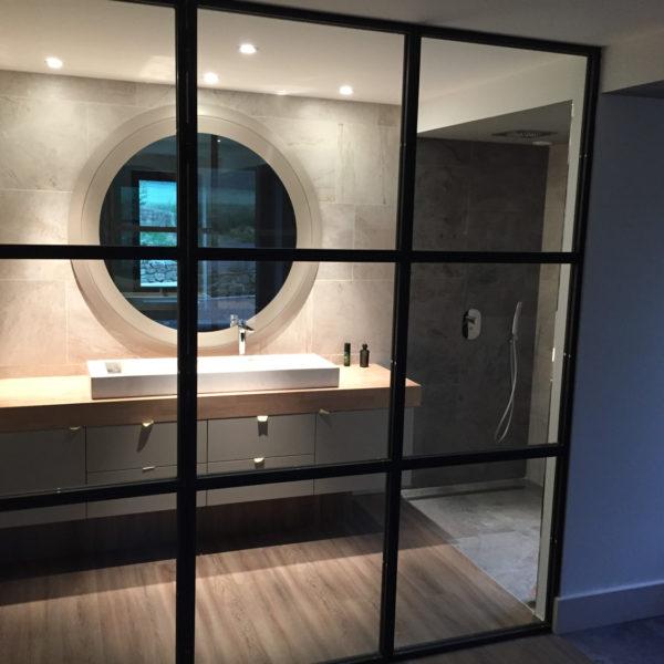 salle de bain privative sur Vannes