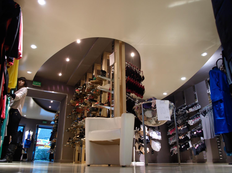 Architecte D Intérieur Auray aménagement d'une boutique   agence lcd