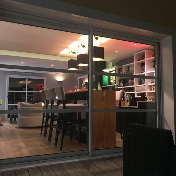 création d'un bar design